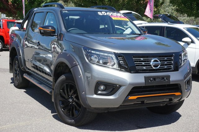 Used Nissan Navara D23 S4 MY20 N-TREK Phillip, 2019 Nissan Navara D23 S4 MY20 N-TREK White 7 Speed Sports Automatic Utility
