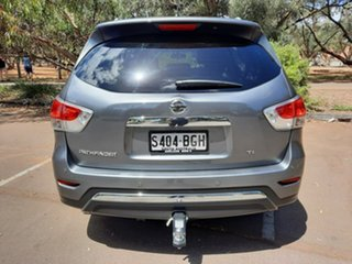2015 Nissan Pathfinder R52 MY15 Ti X-tronic 2WD Grey 1 Speed Constant Variable Wagon