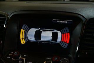 2014 Holden Commodore VF MY14 SV6 Silver 6 Speed Sports Automatic Sedan