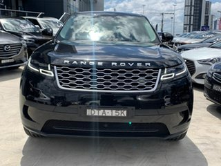 2017 Land Rover Range Rover Velar L560 MY18 Standard SE Black 8 Speed Sports Automatic Wagon