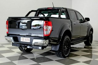2018 Ford Ranger PX MkIII MY19 XLT 3.2 (4x4) Black 6 Speed Automatic Double Cab Pick Up