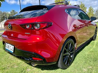 2019 Mazda 3 BP2HL6 G25 SKYACTIV-MT Astina Soul Red Crystal 6 Speed Manual Hatchback