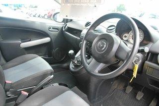 2010 Mazda 2 DE Neo Grey 5 Speed Manual Hatchback