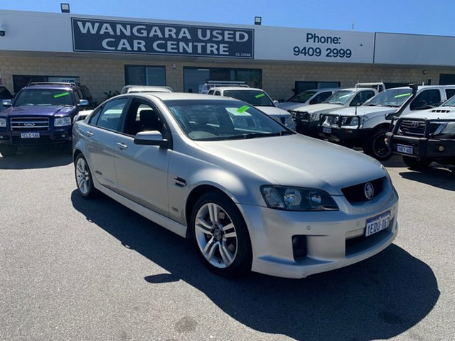 Used Holden Commodore VE SS Wangara, 2006 Holden Commodore VE SS Silver 6 Speed Automatic Sedan