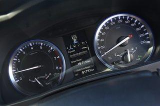 2014 Toyota Kluger GSU55R Grande (4x4) Silver 6 Speed Automatic Wagon