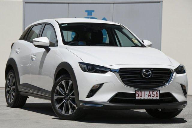 Demo Mazda CX-3 DK2W7A sTouring SKYACTIV-Drive FWD Bundamba, CX-3 E 6AUTO STOURING PETROL FWD