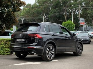 2020 Volkswagen Tiguan 5N MY20 162TSI DSG 4MOTION Highline Black 7 Speed.