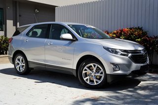 2019 Holden Equinox EQ MY18 LT FWD Silver 9 Speed Sports Automatic Wagon.