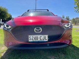 2019 Mazda 3 BP2HL6 G25 SKYACTIV-MT Astina Soul Red Crystal 6 Speed Manual Hatchback.