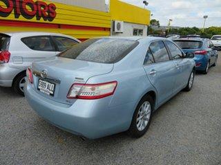 2010 Toyota Camry AHV40R Hybrid Blue Continuous Variable Sedan