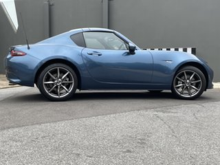 2020 Mazda MX-5 ND GT RF SKYACTIV-Drive Eternal Blue 6 Speed Sports Automatic Targa.