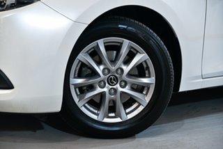 2016 Mazda 3 BM5278 Maxx SKYACTIV-Drive White 6 Speed Sports Automatic Sedan