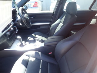 2008 BMW 320d E90 MY09 Executive Adventurine Silver 6 Speed Auto Steptronic Sedan