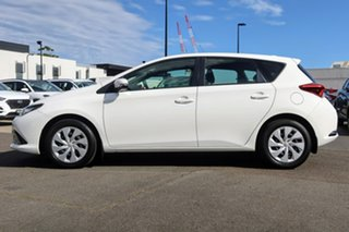 2017 Toyota Corolla ZRE182R Ascent S-CVT Super White 7 Speed Constant Variable Hatchback