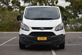 2017 Ford Transit Custom VN 340L (Low Roof) White 6 Speed Automatic Van.