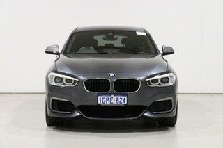 2018 BMW M140i F20 LCI MY18 Grey 8 Speed Automatic Hatchback.
