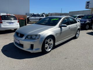 2006 Holden Commodore VE SS Silver 6 Speed Automatic Sedan.