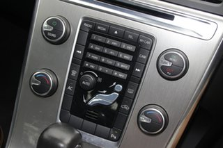 2011 Volvo XC60 DZ MY11 T5 PwrShift White 6 Speed Sports Automatic Dual Clutch Wagon