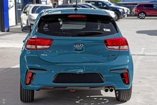 2020 Kia Rio YB MY21 GT-Line DCT Blue 7 Speed Sports Automatic Dual Clutch Hatchback