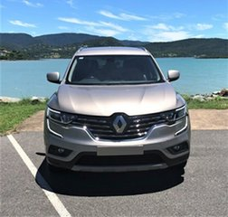 2017 Renault Koleos HZG Zen X-tronic Gold Automatic Wagon.