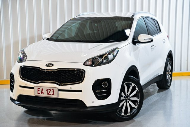 Used Kia Sportage QL MY17 Si 2WD Hendra, 2017 Kia Sportage QL MY17 Si 2WD Black 6 Speed Sports Automatic Wagon