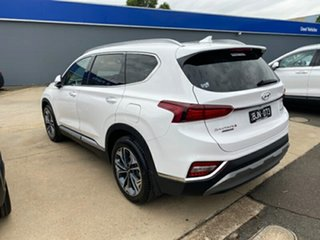 2020 Hyundai Santa Fe TM.2 MY20 Highlander White Cream 8 Speed Sports Automatic Wagon