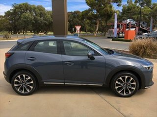 2020 Mazda CX-3 DK2W7A sTouring SKYACTIV-Drive FWD Polymetal Grey 6 Speed Sports Automatic Wagon.