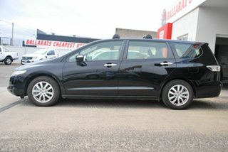 2012 Honda Odyssey RB MY12 Black 5 Speed Automatic Wagon