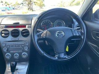 2003 Mazda 6 GG1031 Luxury White 4 Speed Sports Automatic Sedan