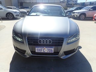 2012 Audi A5 8T MY13 S Tronic Quattro Grey Metallic 7 Speed Sports Automatic Dual Clutch Coupe.