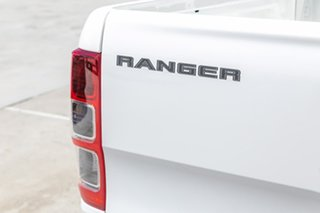 2020 Ford Ranger PX MkIII 2020.75MY XL Hi-Rider White 6 Speed Sports Automatic Double Cab Pick Up