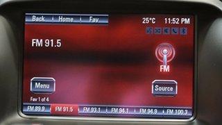 2016 Holden Commodore VF II MY16 SS V Redline Grey 6 Speed Manual Sedan