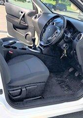 2013 Nissan Dualis J10W SERIES 4 M TS Hatch 2WD White 6 Speed Manual Wagon
