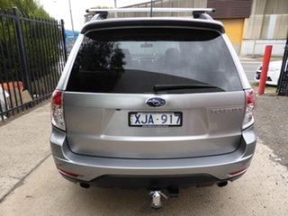 2009 Subaru Forester S3 MY10 XT AWD Premium Silver 4 Speed Sports Automatic Wagon