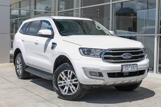 2020 Ford Everest UA II 2020.75MY Trend White 10 Speed Sports Automatic SUV.