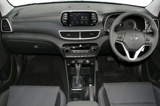 2020 Hyundai Tucson TL4 MY21 Active AWD White Pearl 8 Speed Sports Automatic Wagon