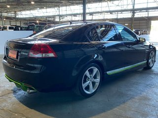 2012 Holden Commodore VE II MY12.5 Omega Black 6 Speed Sports Automatic Sedan