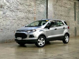 2016 Ford Ecosport BK Ambiente PwrShift Silver 6 Speed Sports Automatic Dual Clutch Wagon.