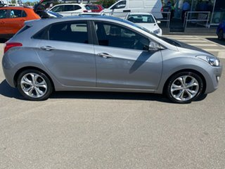 2014 Hyundai i30 GD MY14 Premium Grey 6 Speed Sports Automatic Hatchback.