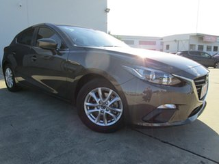 2014 Mazda 3 BM5478 Touring SKYACTIV-Drive Titanium Flash 6 Speed Sports Automatic Hatchback.