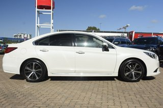 2015 Subaru Liberty MY15 3.6R White Continuous Variable Sedan