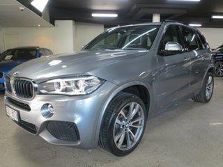2014 BMW X5 F15 sDrive25d Space Grey 8 Speed Automatic Wagon.