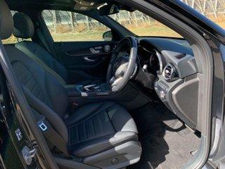 2017 Mercedes-Benz GLC350D 253 MY18 Black 9 Speed Automatic Wagon