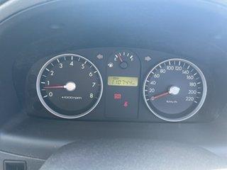 2011 Hyundai Getz TB MY09 SX Silver 5 Speed Manual Hatchback