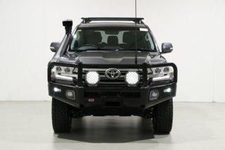 2019 Toyota Landcruiser VDJ200R LC200 VX (4x4) Grey 6 Speed Automatic Wagon.