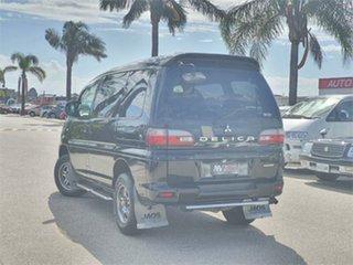 2006 Mitsubishi Delica PD6W Spacegear ActiveField Edition Black Automatic Van Wagon