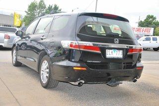 2012 Honda Odyssey RB MY12 Black 5 Speed Automatic Wagon