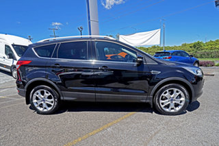2013 Ford Kuga TF Trend PwrShift AWD Black 6 Speed Sports Automatic Dual Clutch Wagon