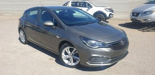2016 Holden Astra BK MY17 RS Grey 6 Speed Manual Hatchback.
