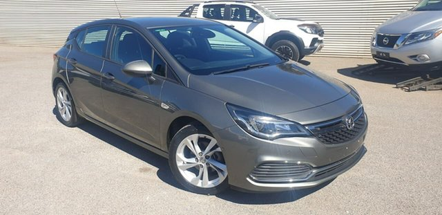 Used Holden Astra BK MY17 RS Elizabeth, 2016 Holden Astra BK MY17 RS Grey 6 Speed Manual Hatchback